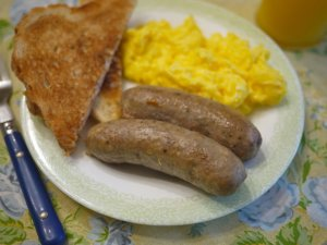 Duck Breakfast Sausage Recipe